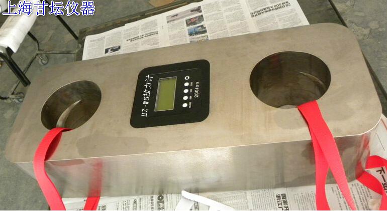 2000kn拉力计 标准无线数显示.做拉力实验用